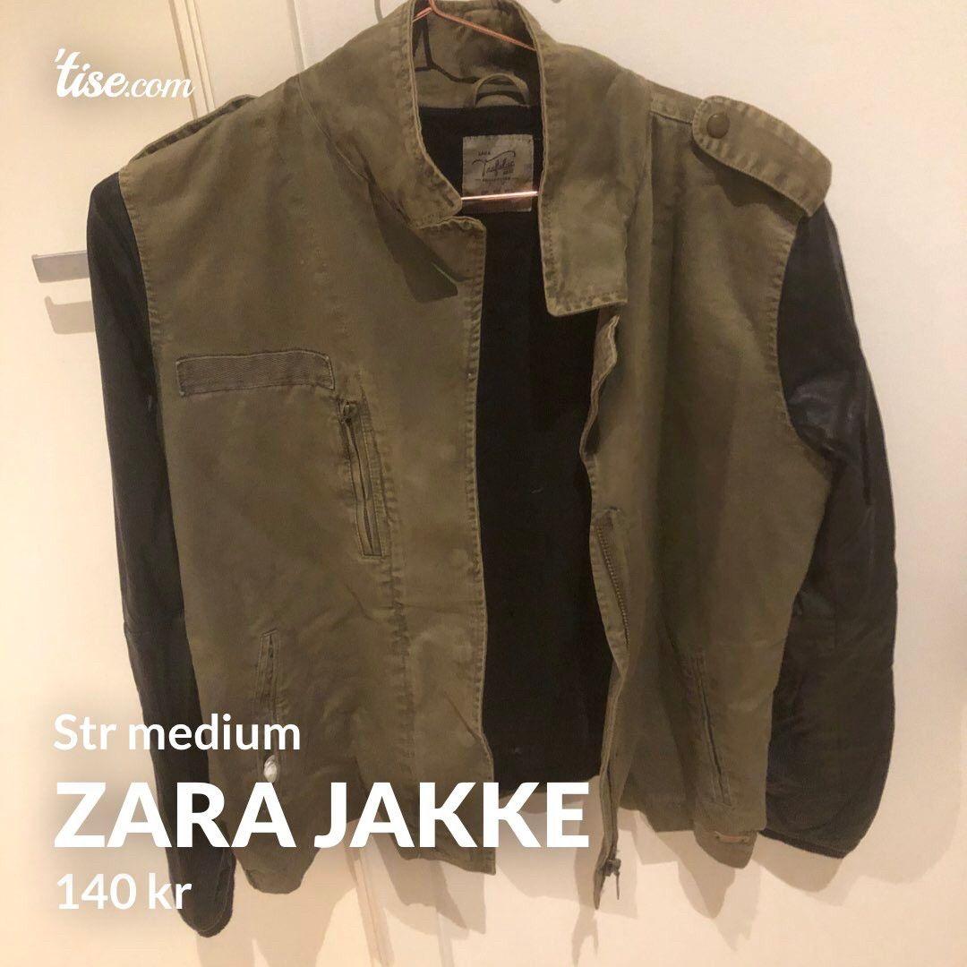 Zara jakke gutt | FINN.no