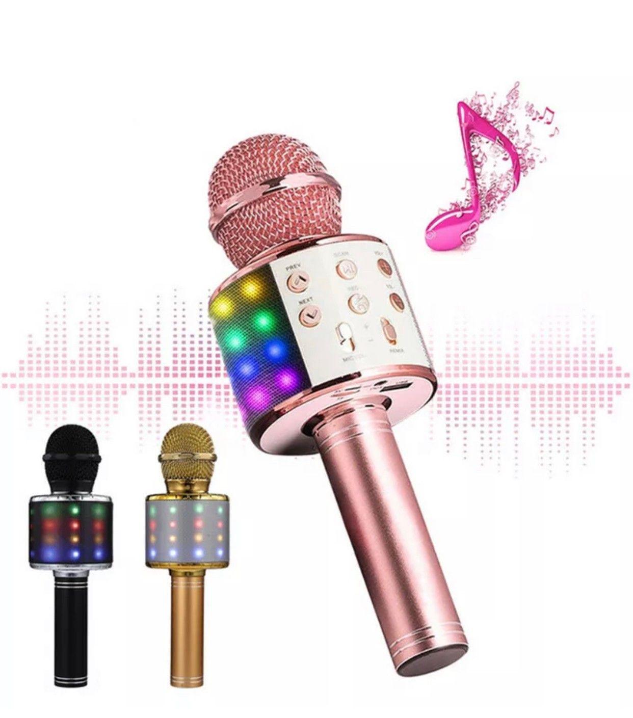 Bærbar mikrofon høyttaler | FINN.no