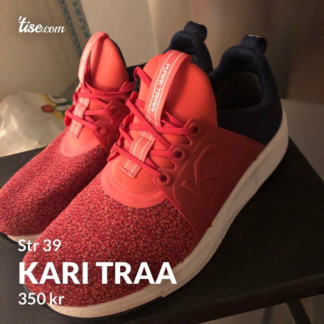 Sko fra Kari Traa i str. 39 selges! | FINN.no