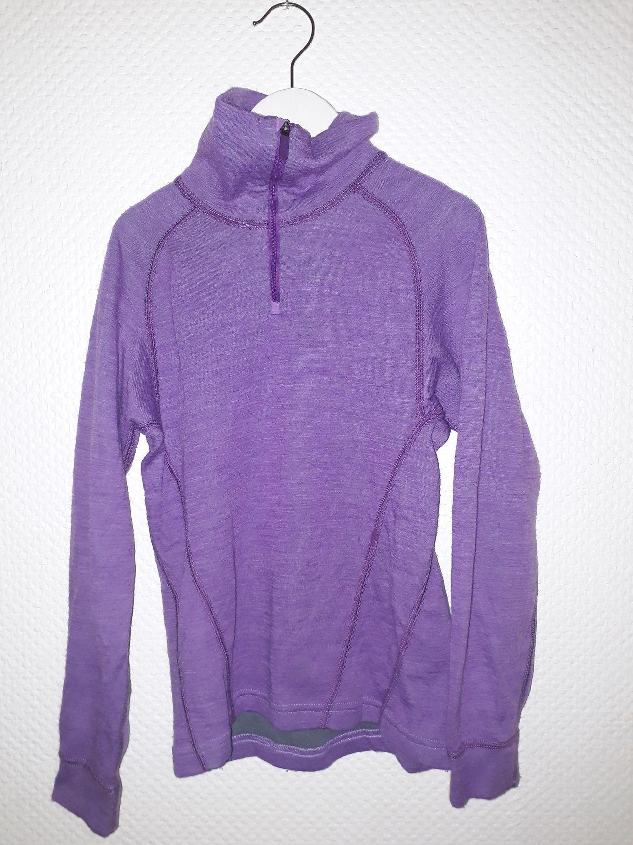 Devold jakke i ull str. 12 år | FINN.no