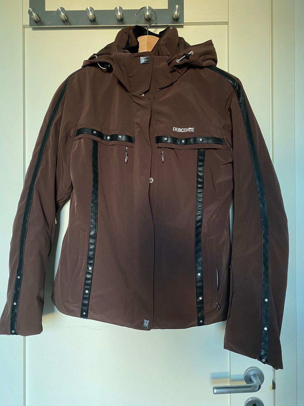Descente jakke svart | FINN.no