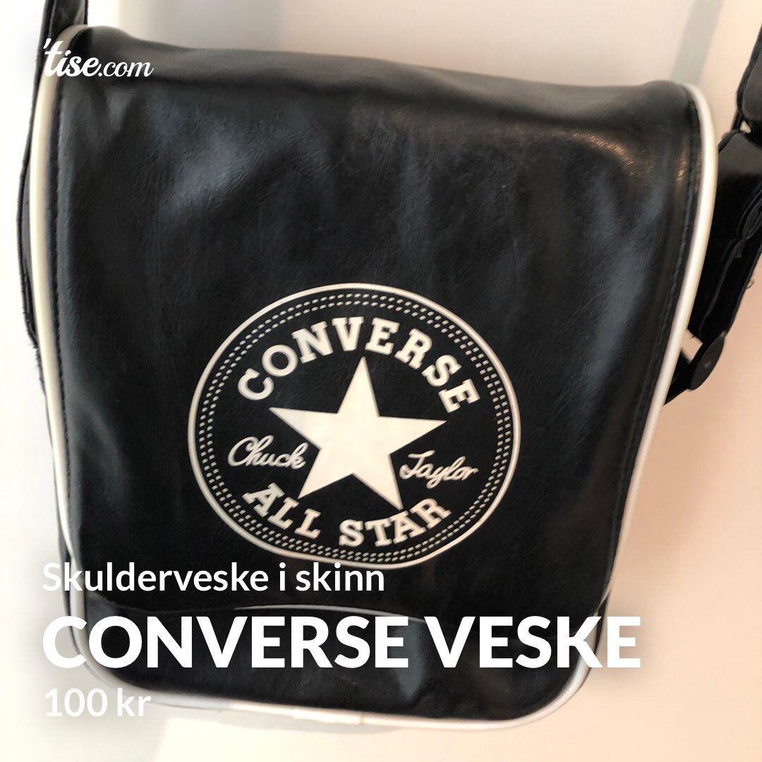Converse veske som ny | FINN.no