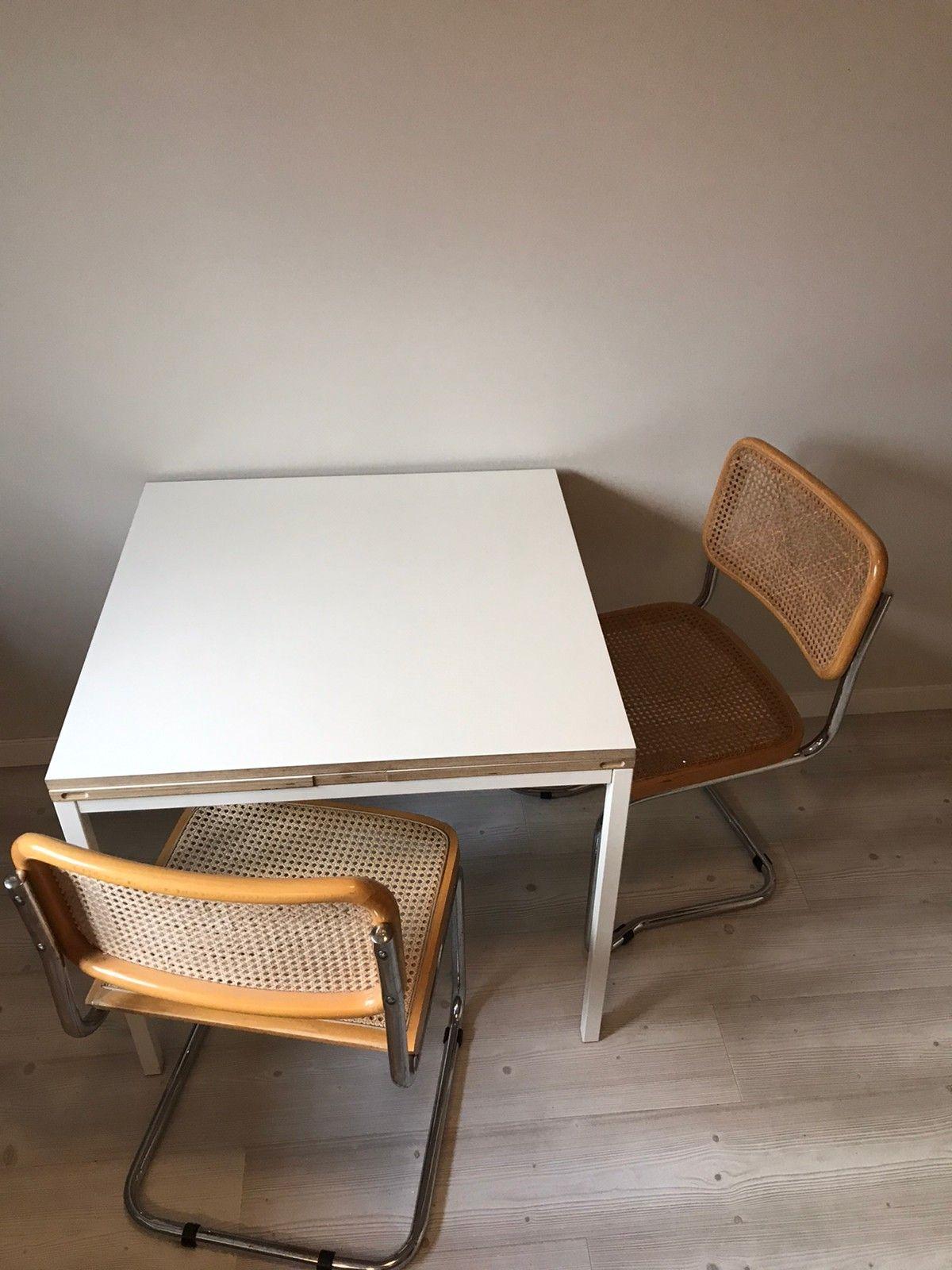 Spisebord 80x 160 | FINN.no