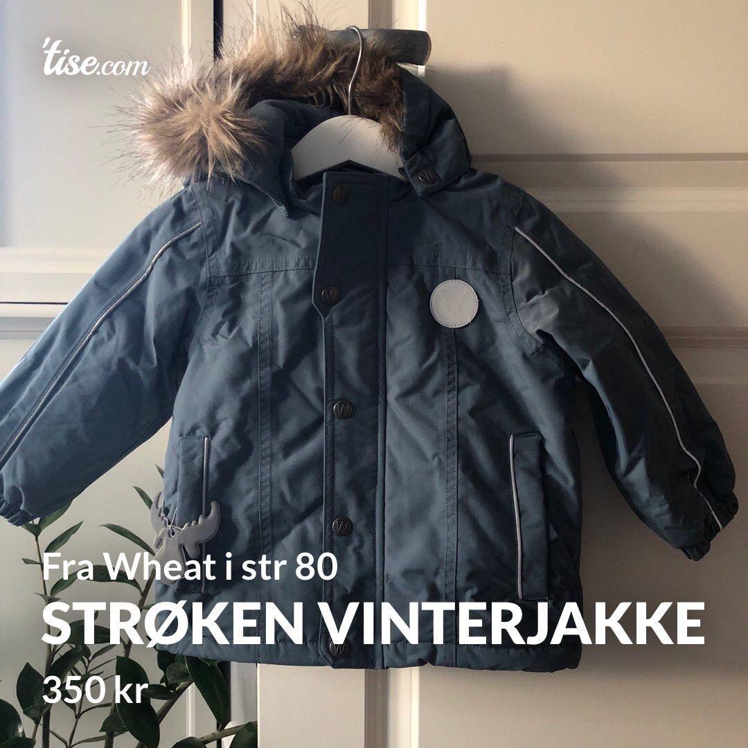 Wheat vinterjakke Str 122   FINN.no