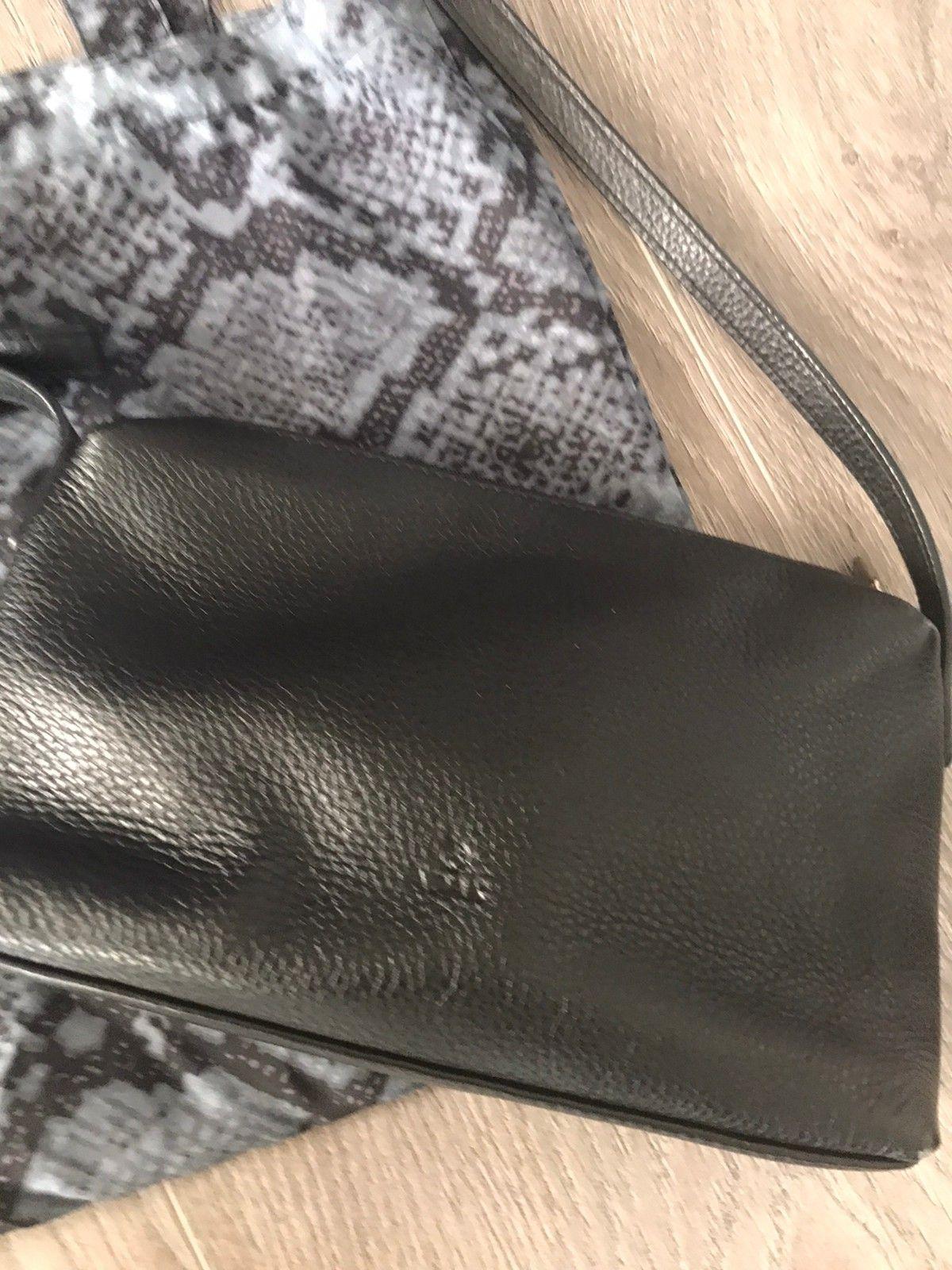 Adax veske i skinn, ikke brukt.   FINN.no