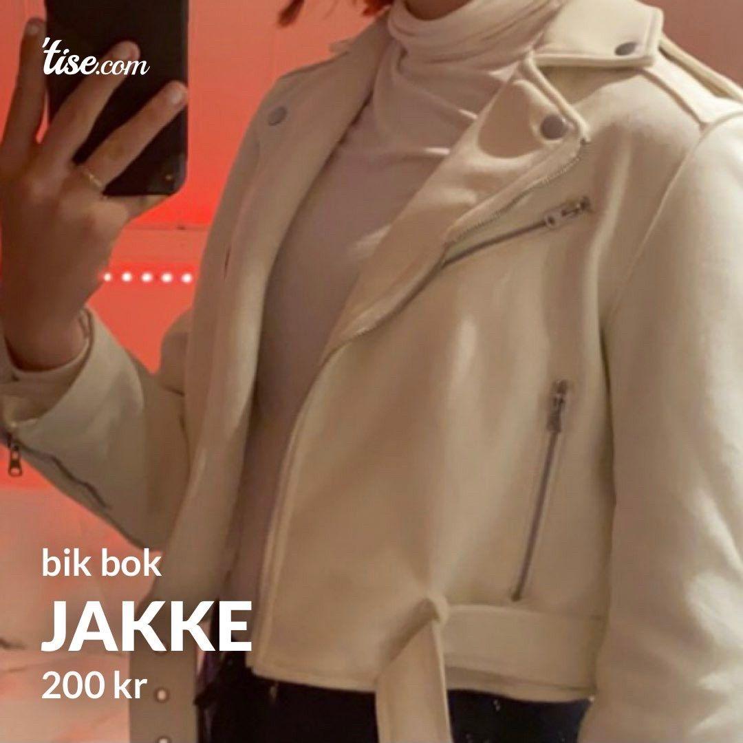 bik bok, pen jakke | FINN.no
