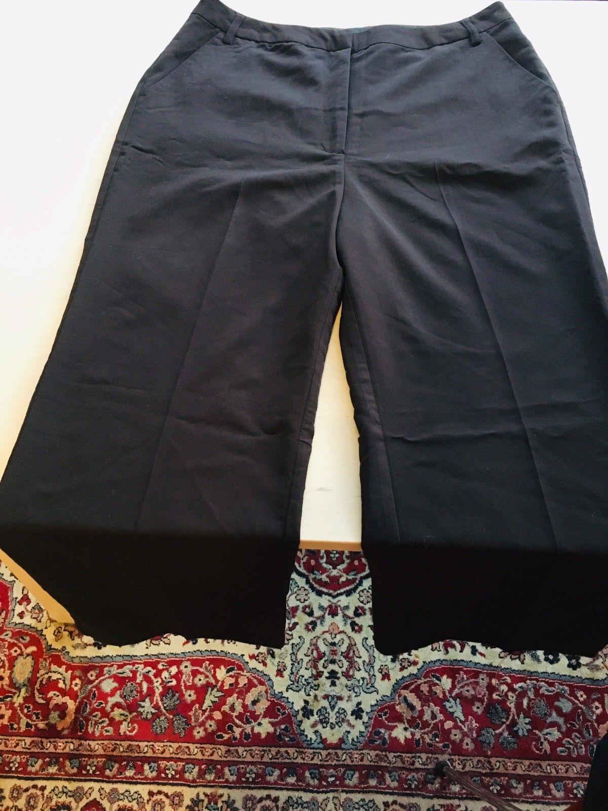 Stilig bukse med vide ben! | FINN.no