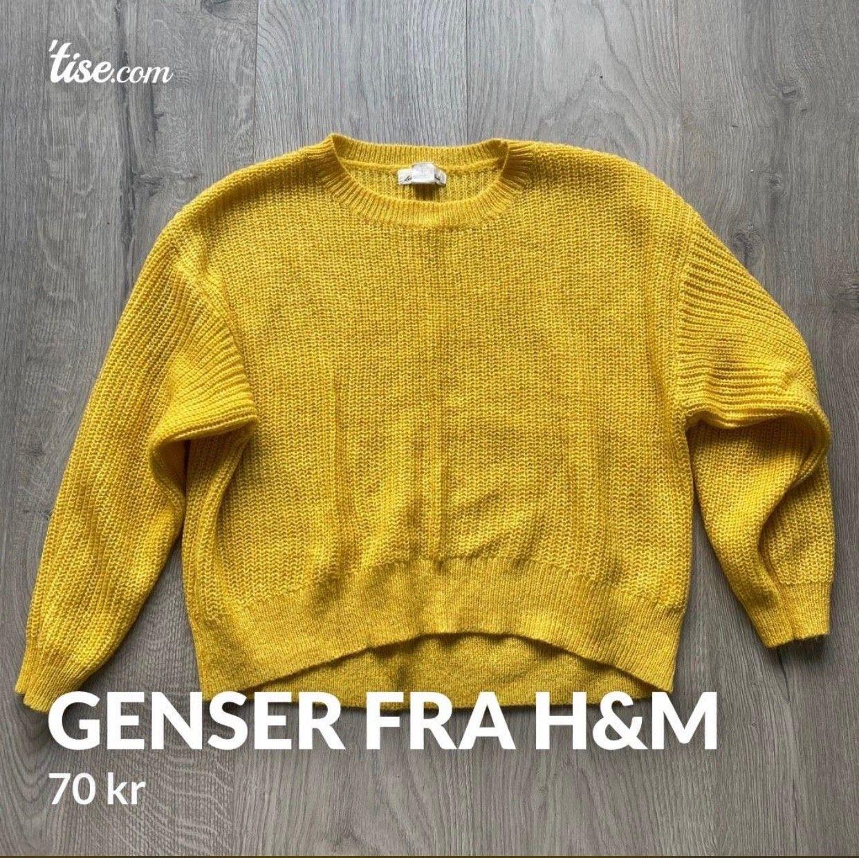 gul the hundreds genser