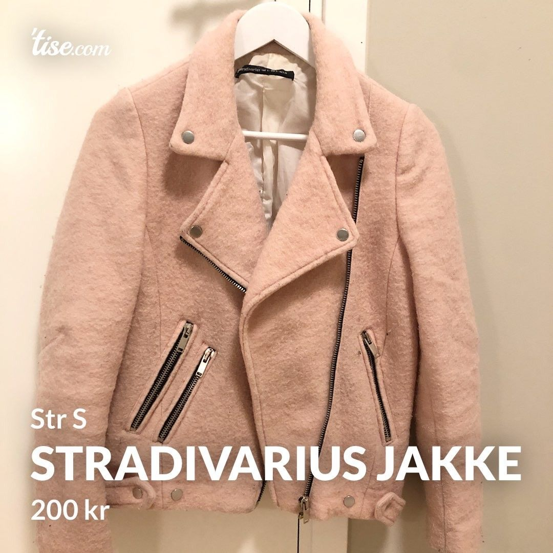 Stradivarius jakke   FINN.no