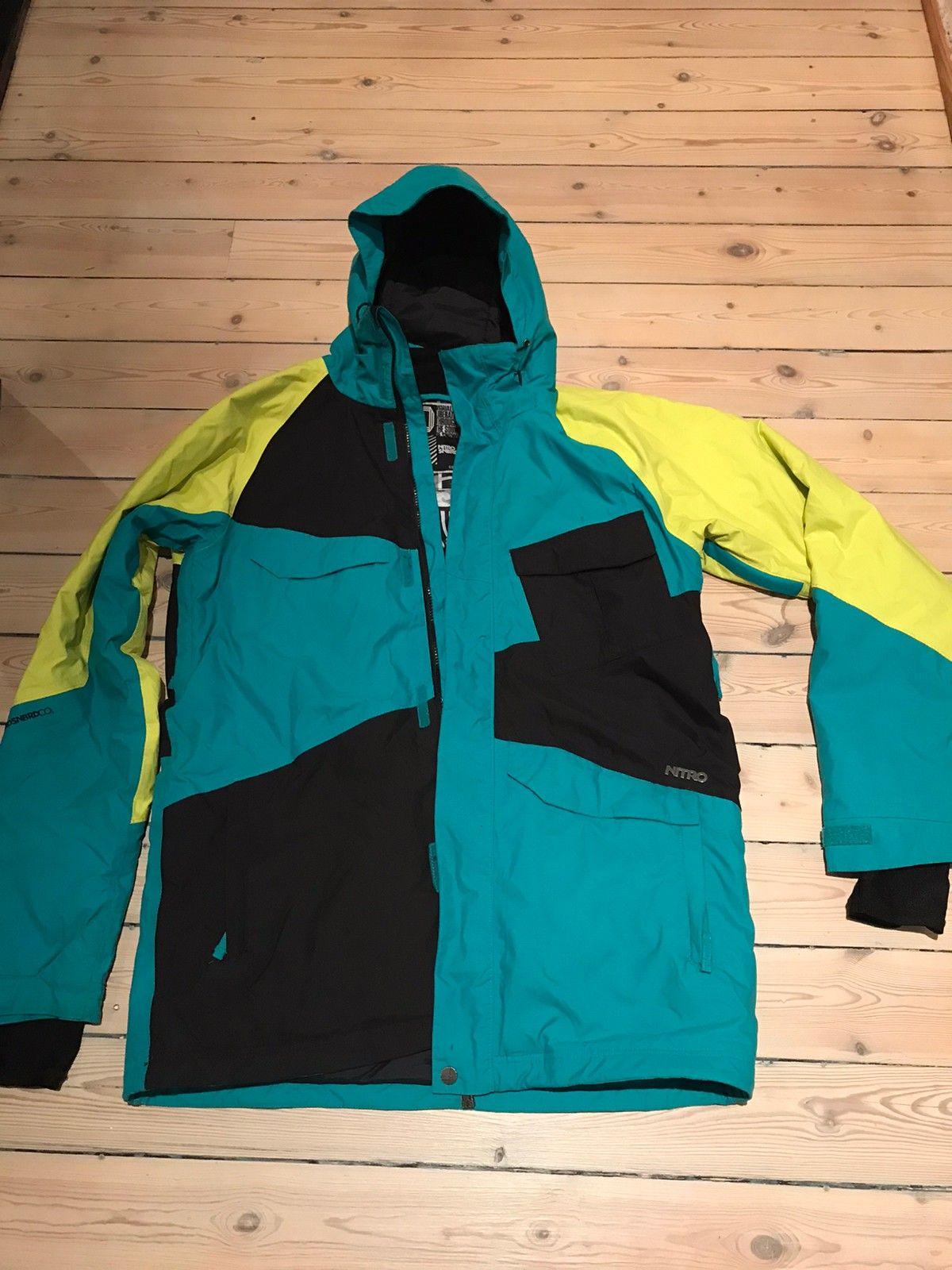 Nitro, snowboard jakke, vinterjakke, | FINN.no