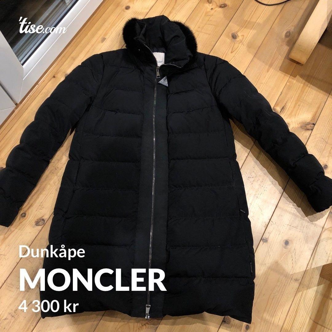 Moncler • Tise