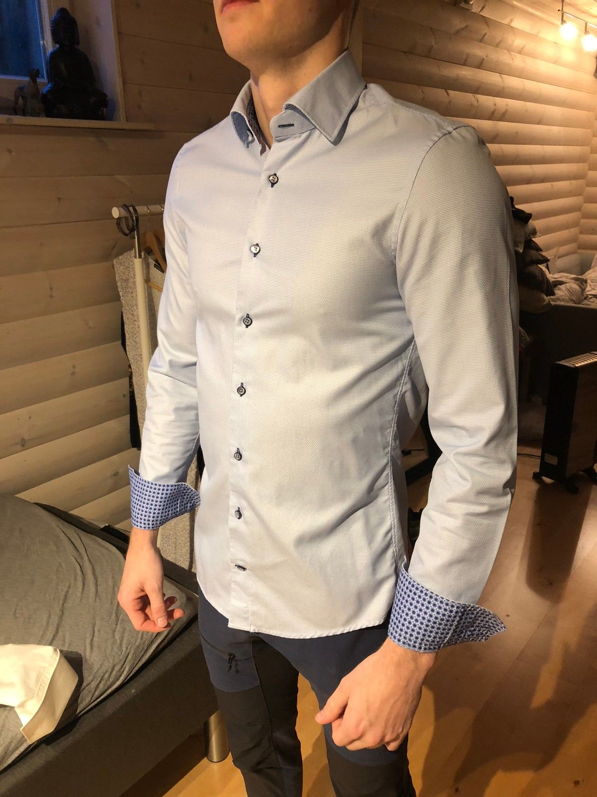 Stenströms smokingskjorte | FINN.no