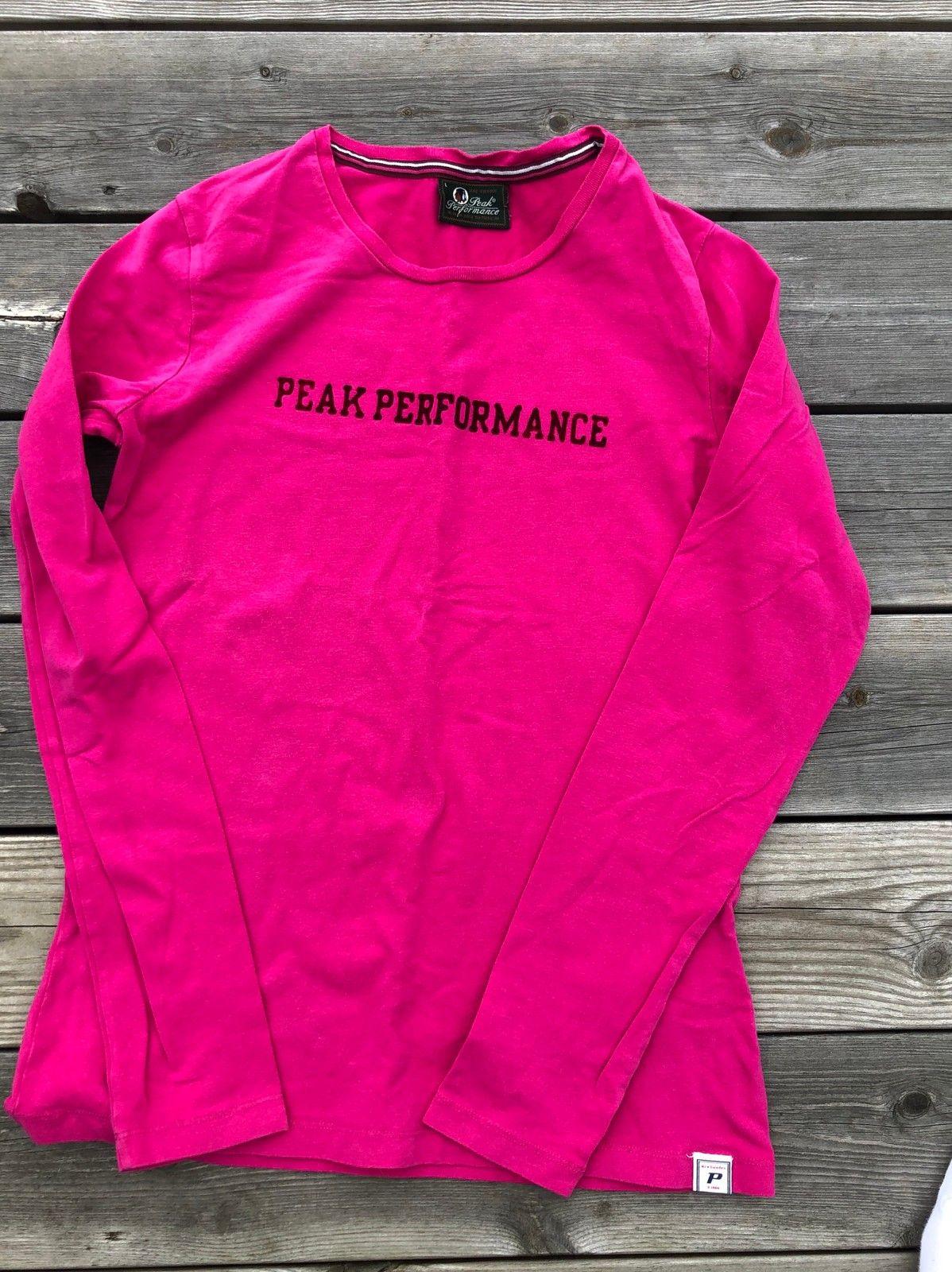 Peak Performance L genser dame | FINN.no