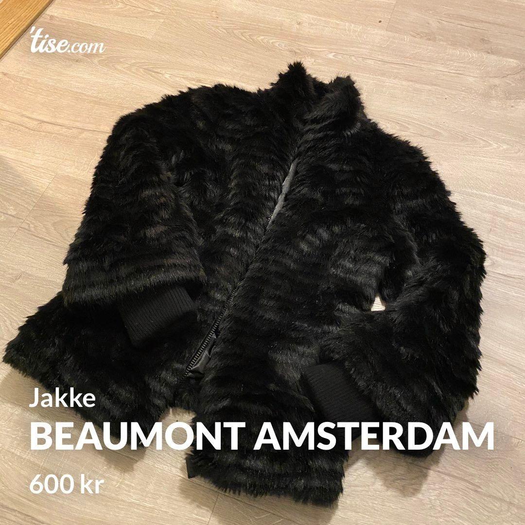 Jakke Beaumont Amsterdam | FINN.no