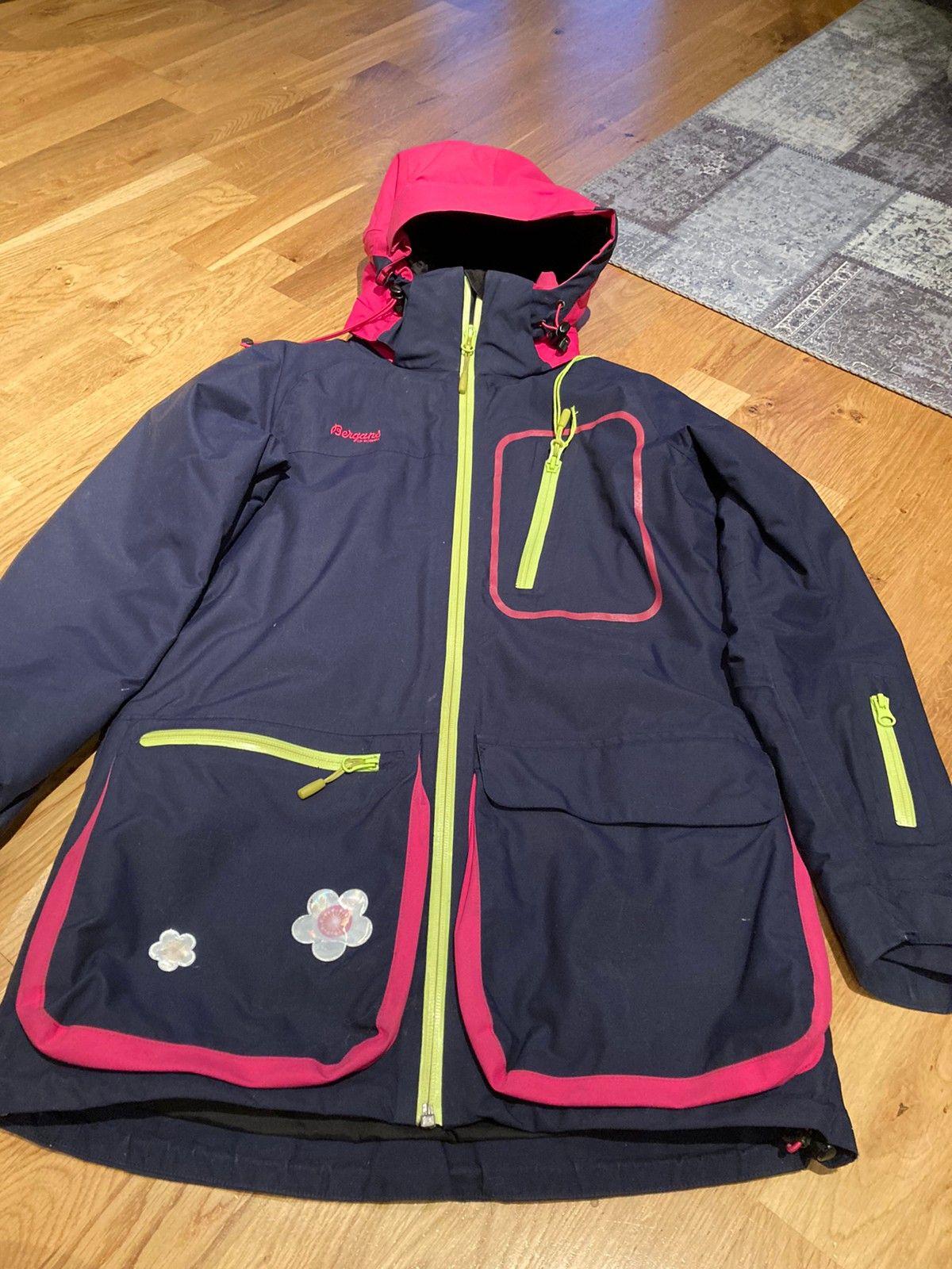 Bergans knyken jakke | FINN.no
