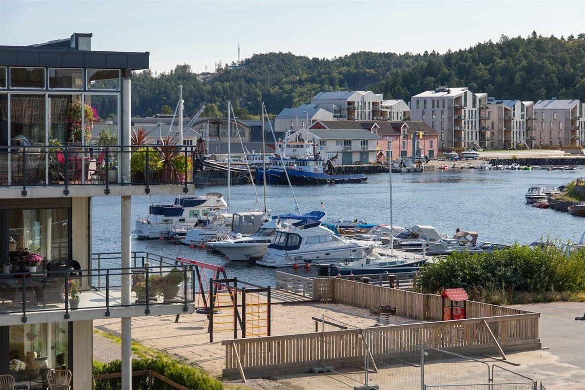 Marnar Brygge, Kastellgata 36. Leil. 2.3, Lindesnes   Sørmegleren