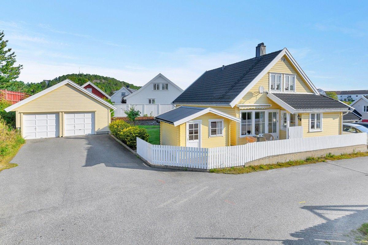 Øvreberg 12, Lillesand | Sørmegleren