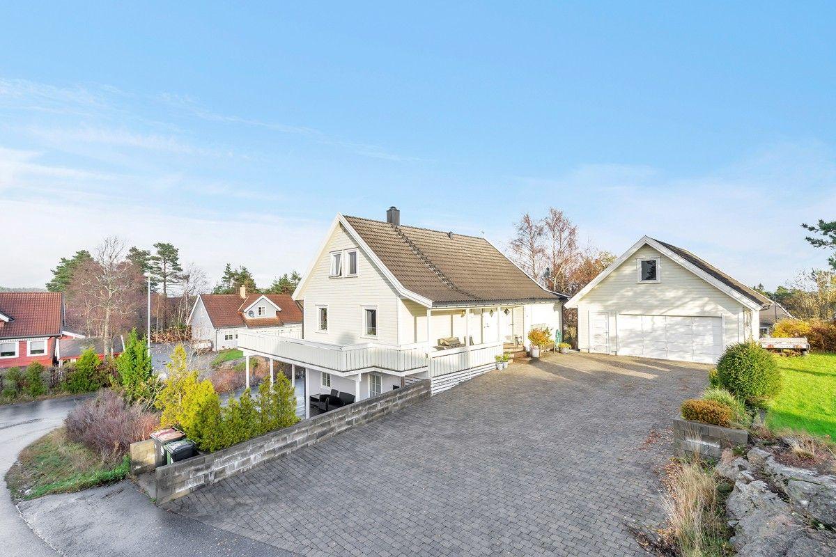 Svarttjønnheia 139B, Kristiansand   Sørmegleren