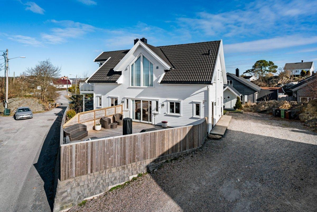 Kvitefjellveien 32B, Kristiansand | Sørmegleren