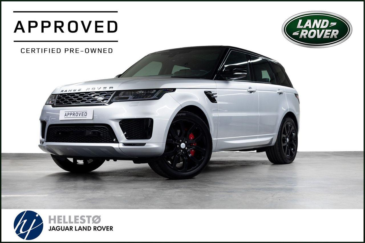 Land Rover Range Rover Sport HSE Dynamic PHEV 404 hk m/ACC/Webasto/DVDbak