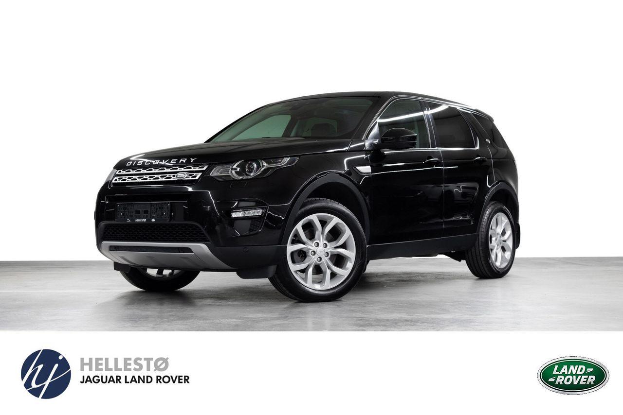 Land Rover Discovery Sport TD4 150 hk HSE Automat m/Webasto/Krok