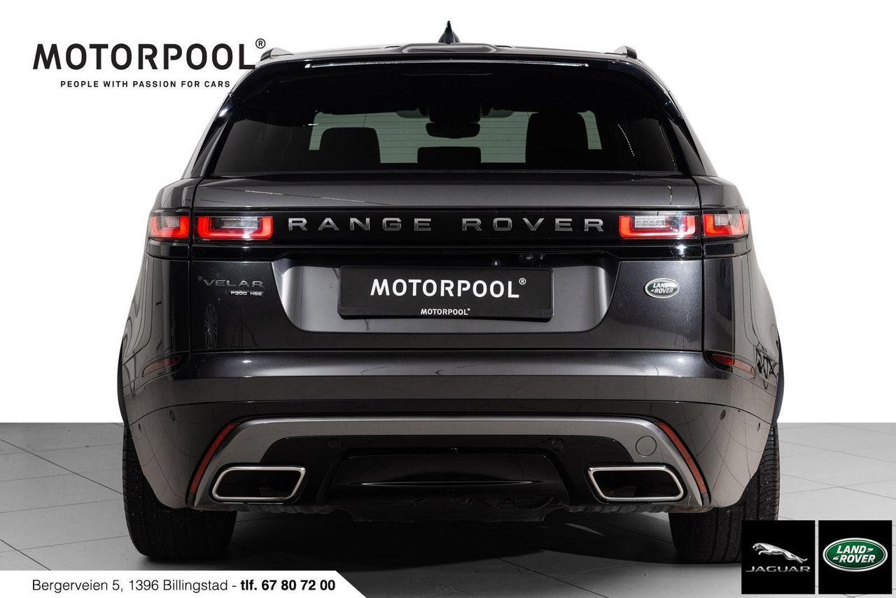Land Rover Range Rover Velar P300 HSE R-Dynamic /HUD/ Webasto ++
