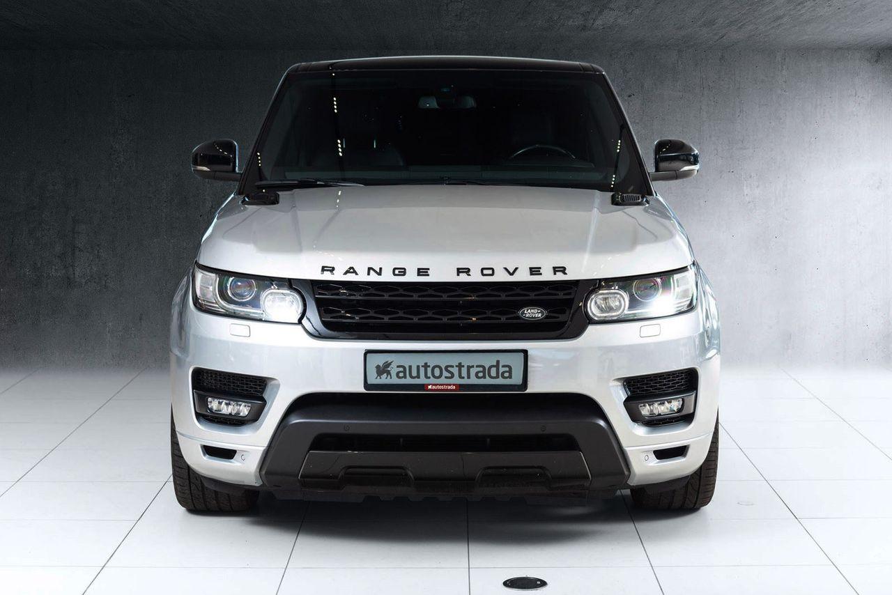 Land Rover Range Rover Sport 3,0 TdV6 HSE Dynamic Pack Hengerfeste/DAB/21'' alu
