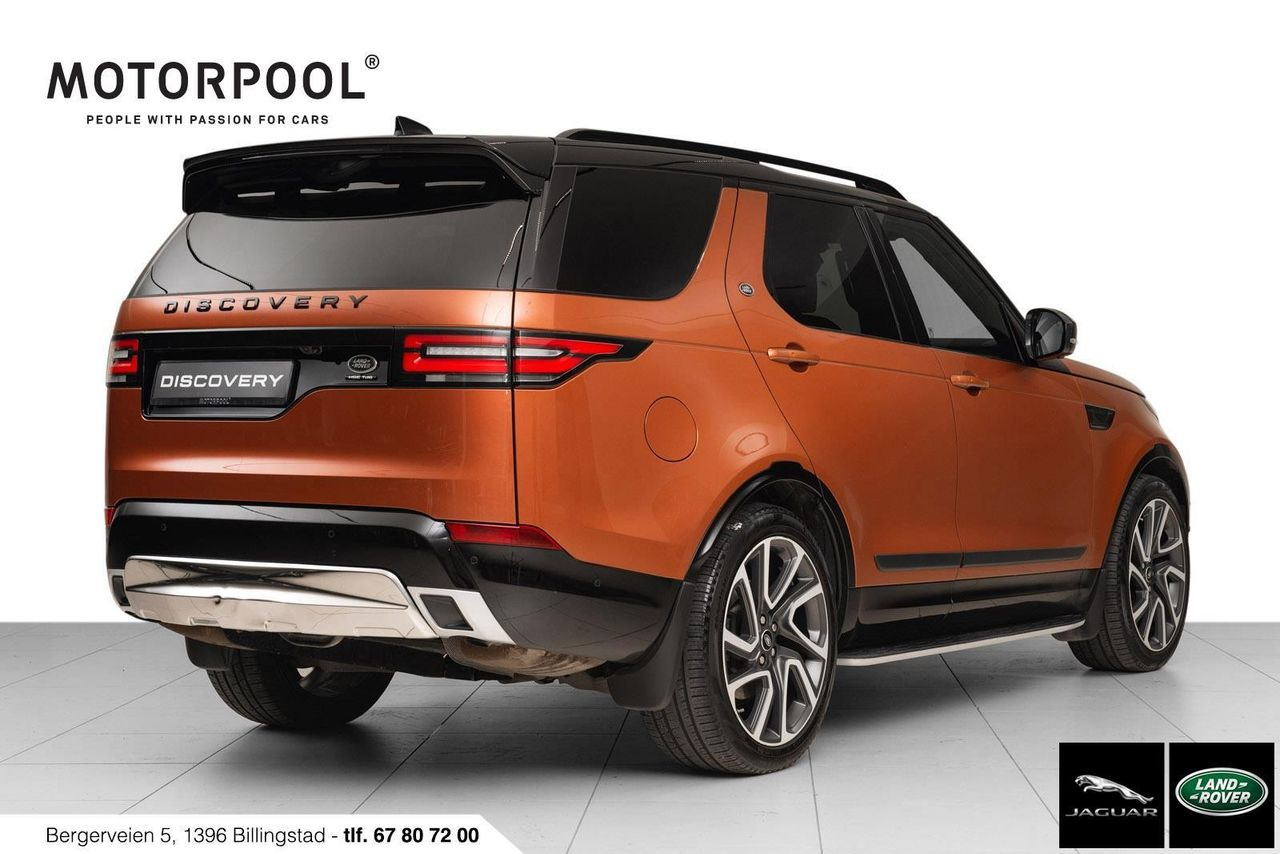 Land Rover Discovery 3.0  TD6 HSE Luxury/ 7-seter/Fullutstyrt!