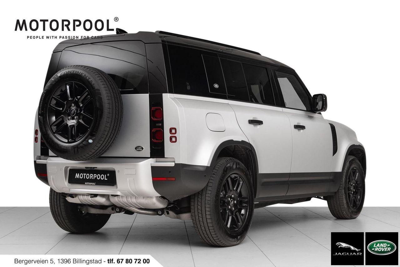 Land Rover Defender 3-seter *Black Edition*