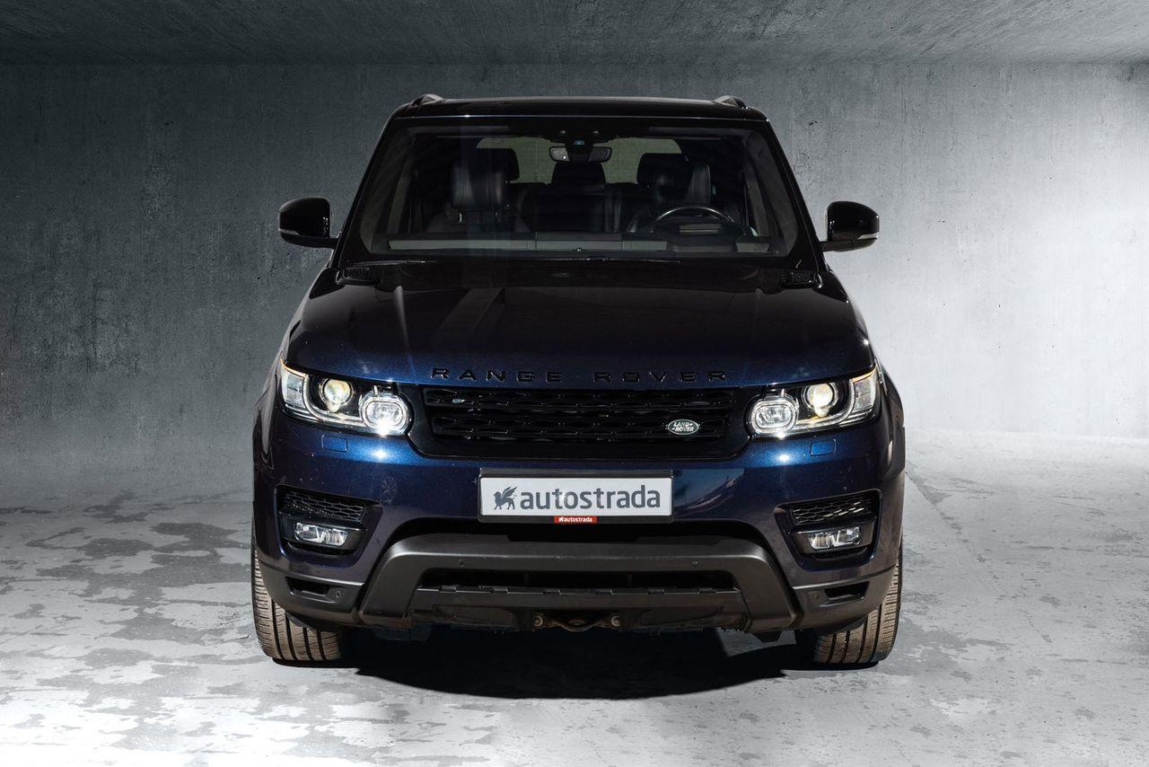 Land Rover Range Rover Sport 3,0 SDV6 306hk HSE Dynamic Krok/Pano/Ad.cruise++