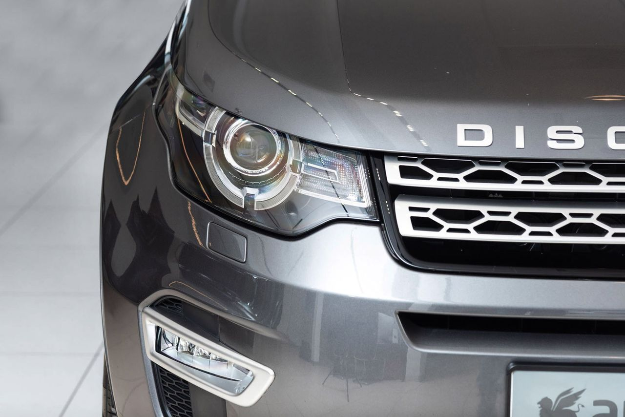 Land Rover Discovery Sport 2,2 SD4 190hk HSE aut Luxury/Pano/Krok/