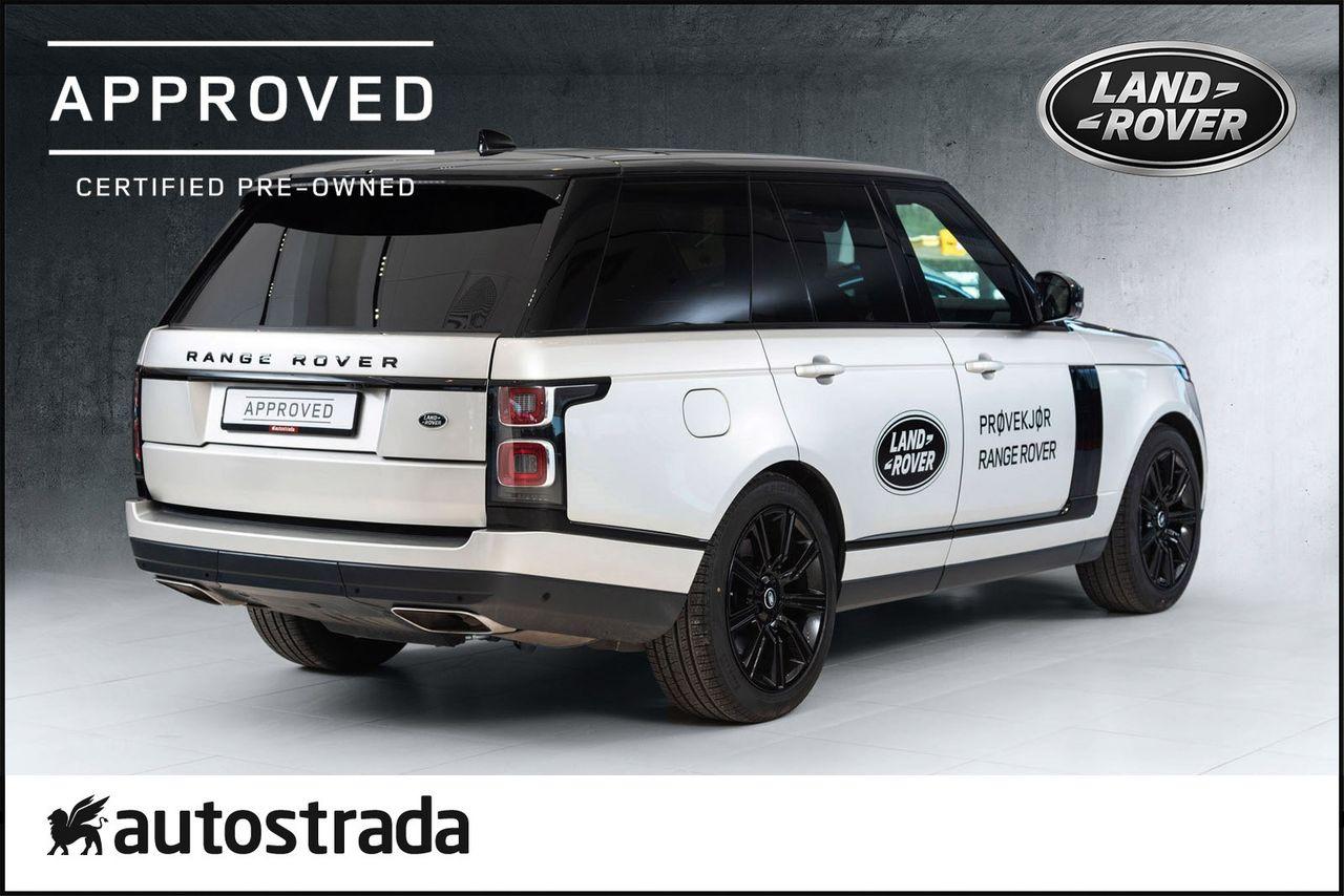 Land Rover Range Rover Range Rover 2.0 Si4 PHEV 404hk Vogue SWB APPROVED