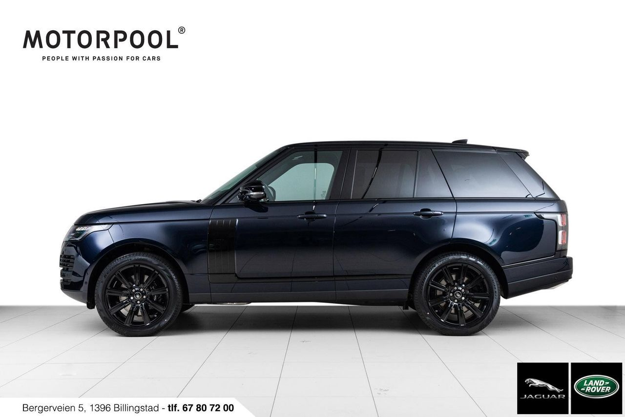 Land Rover Range Rover P400Hybrid Autobiography/BlackPack/ACC/21''