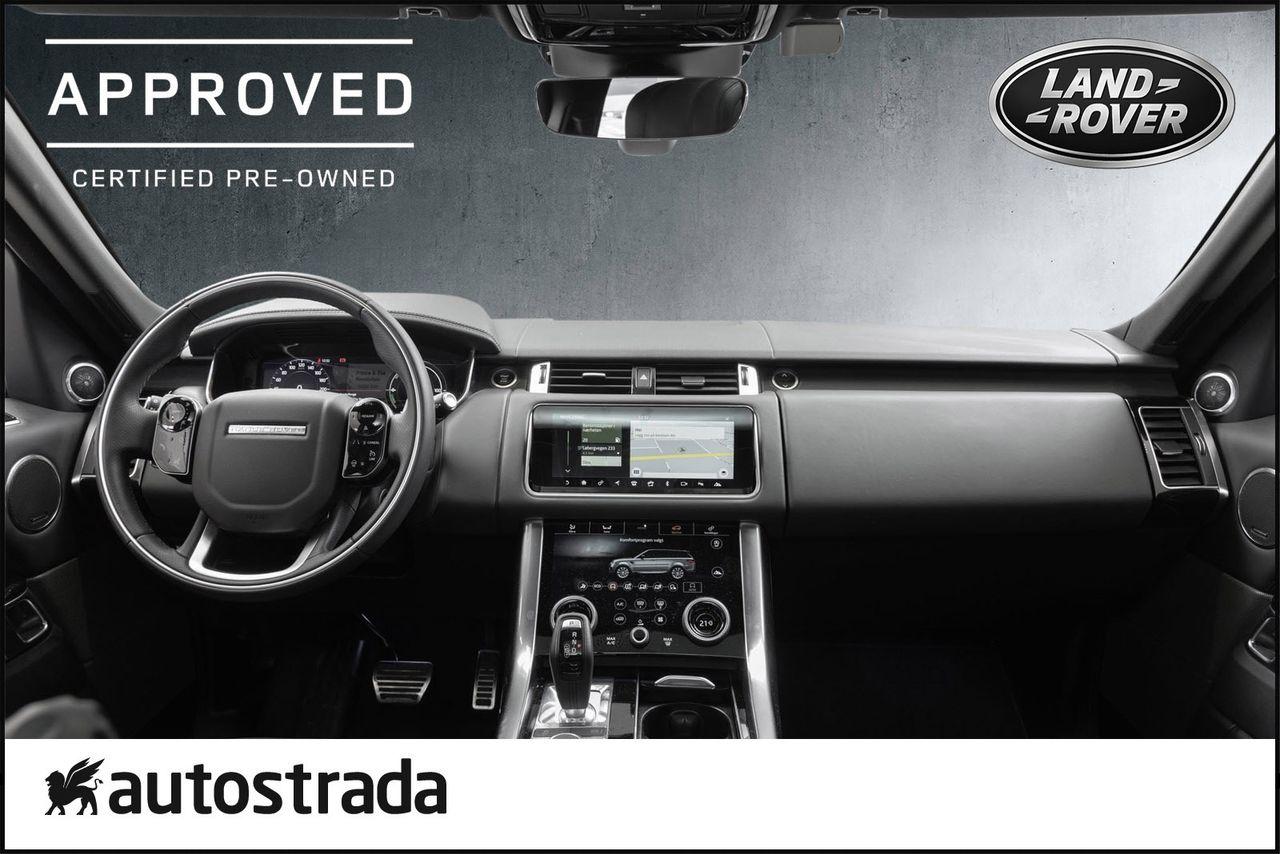 Land Rover Range Rover Sport 2,0 Si4 PHEV HSE Dynamic Utrolig tøff bil APPROVED