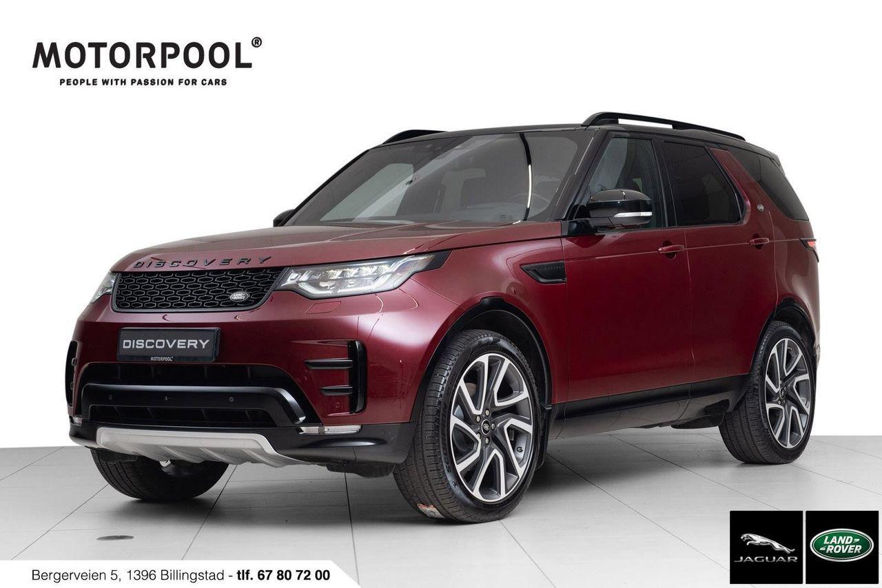 Land Rover Discovery 3.0 TDV6 HSE Luxury Dynamic/ 7-seter/ Fullutstyrt.