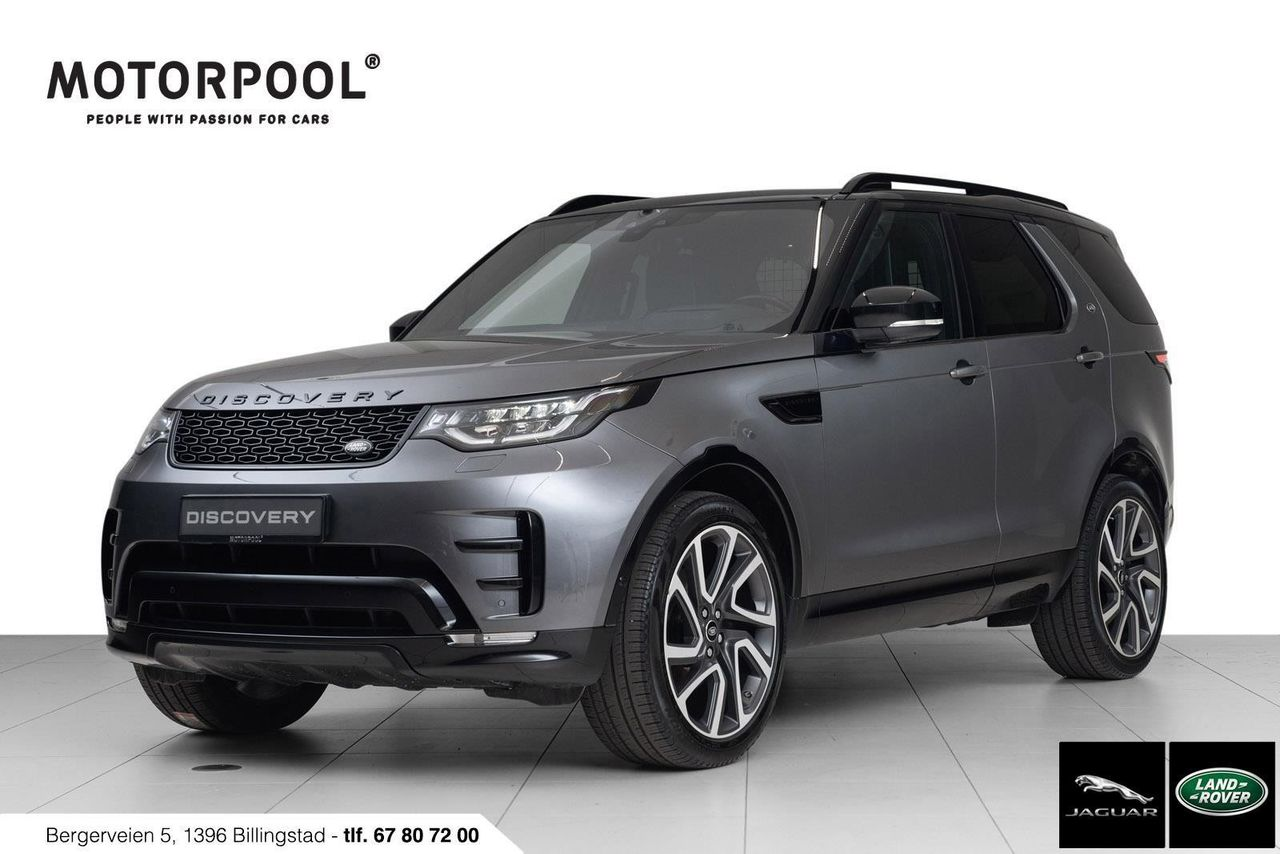 Land Rover Discovery 3.0 TDV6 258HK HSE Luxury/ Dynamic++