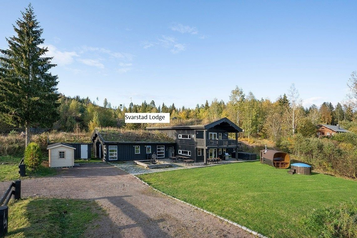 Svarstad Lodge sommer 2019