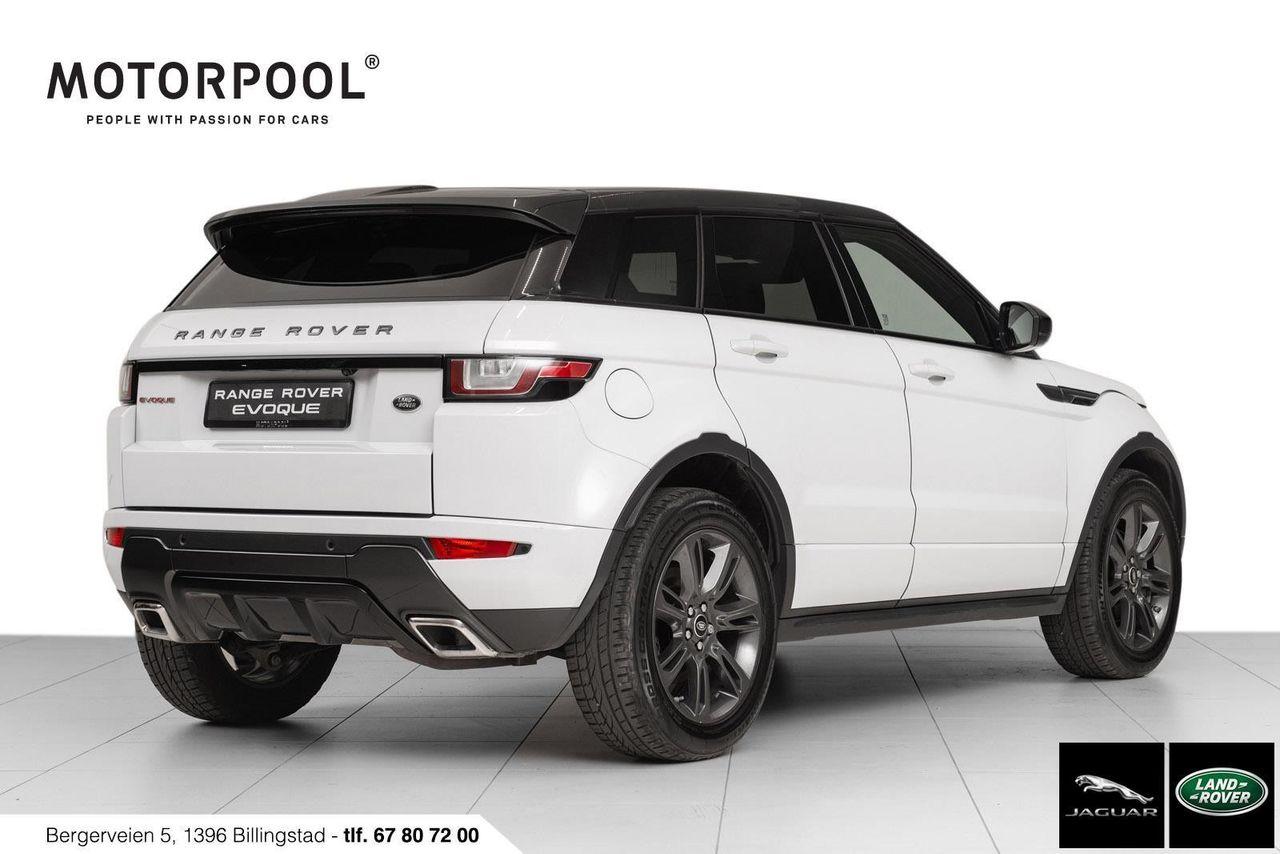 Land Rover Range Rover Evoque SD4 180HK Landmark Edition