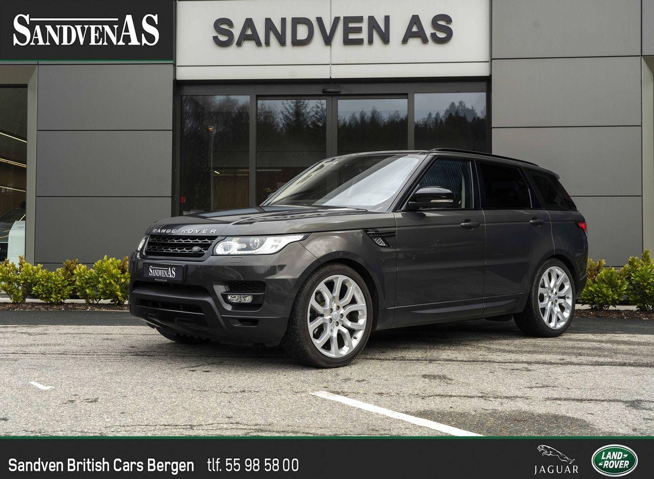 Land Rover Range Rover Sport 3.0 V6 S/C HSE Dynamic - Krok/Webasto/Pano/HUD