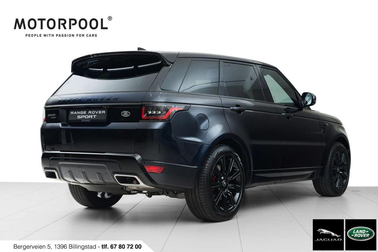 Land Rover Range Rover Sport P400e HSE Dynamic/ Black Pack/ Head-Up++