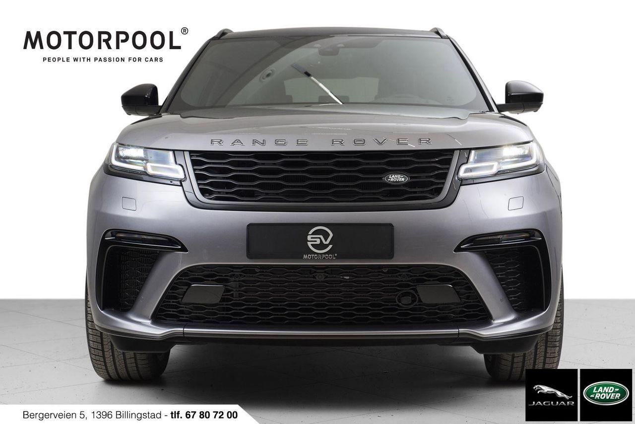 Land Rover Range Rover Velar V8 550HK SVA Dynamic med Alt utstyr!