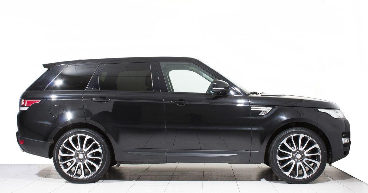 Land Rover Range Rover Sport 3.0 SDV6 HSE 292 hk m/ACC/ElKrok/DynamicResponse