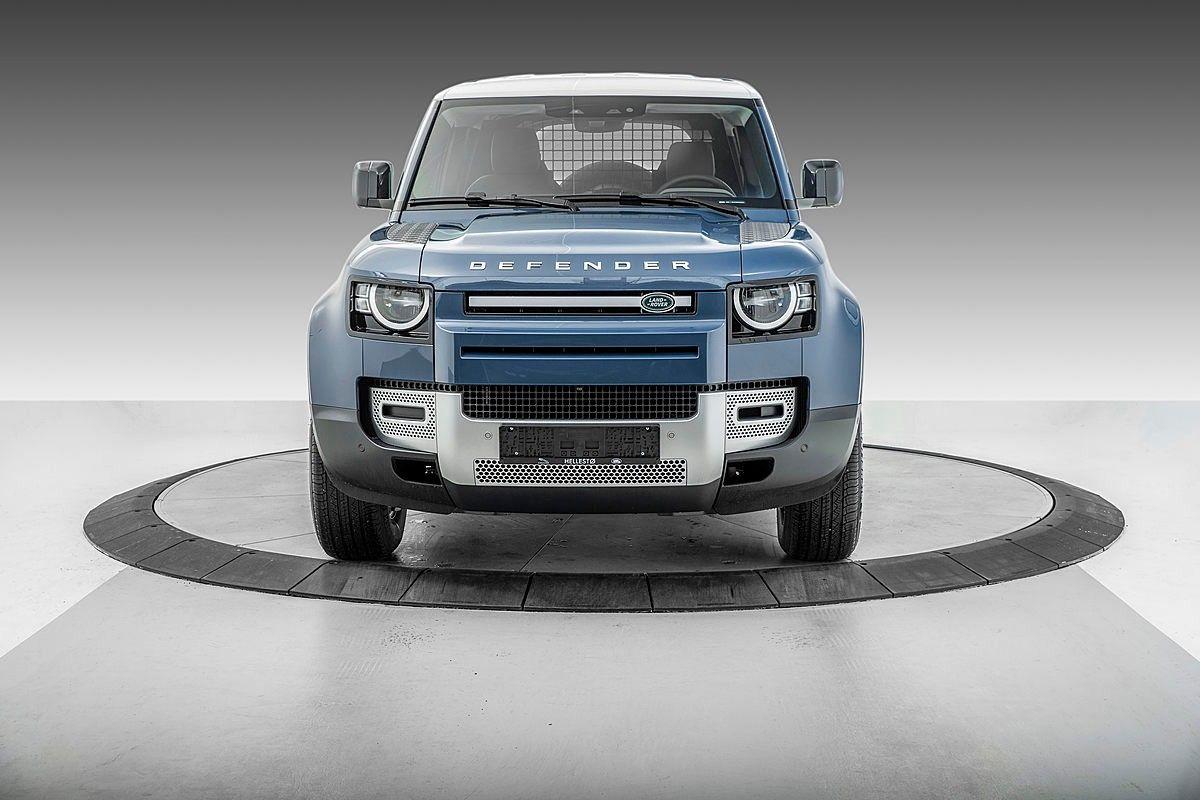 Land Rover Defender 110 S 3.0 200 hk m/Webasto/Krok/LED/Pivi Navi