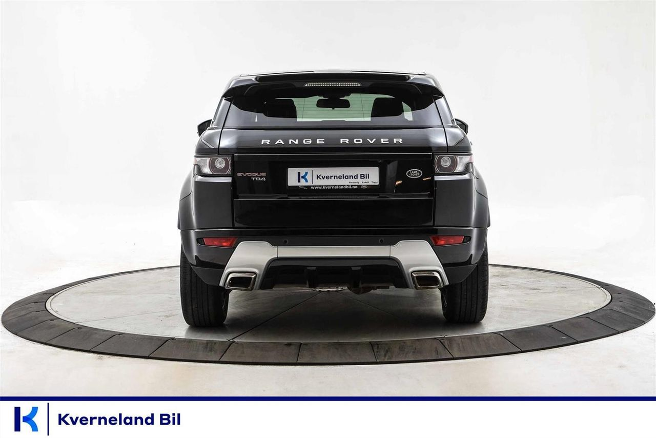 Land Rover Range Rover Evoque 2.2  TD4 DYNAMIC Sport Edition Panorama Skinn DAB