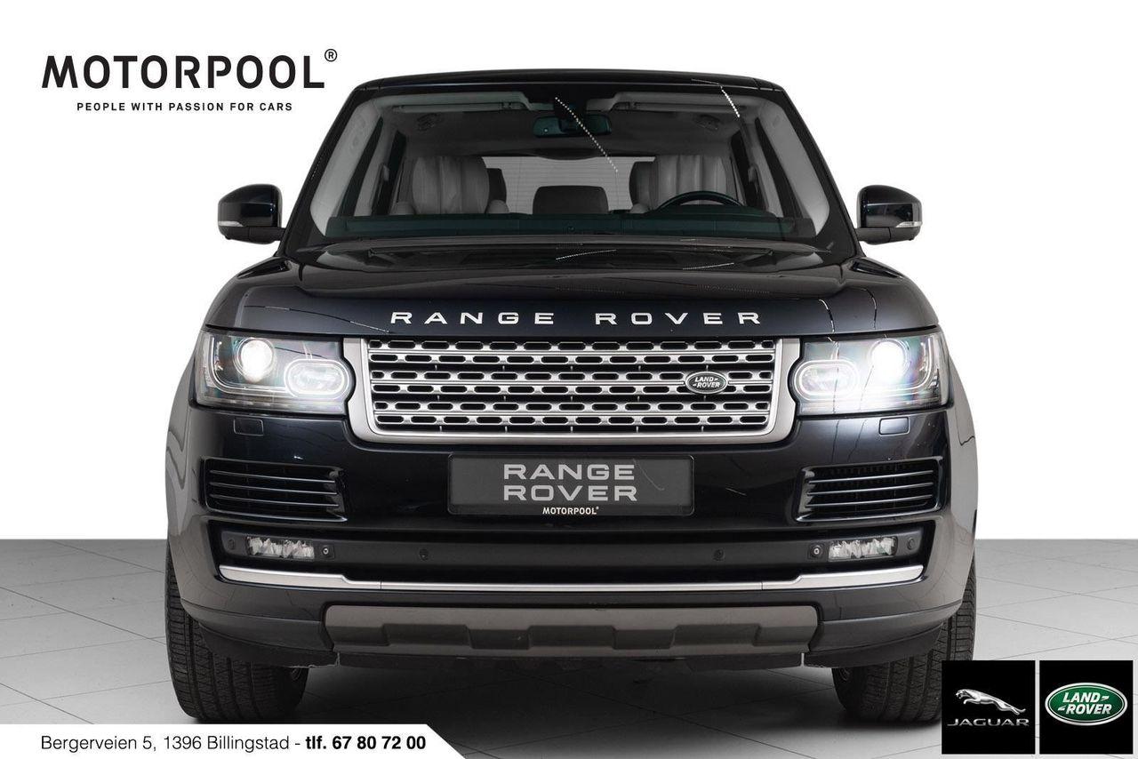 Land Rover Range Rover 3.0 TDV6 258HK Vogue