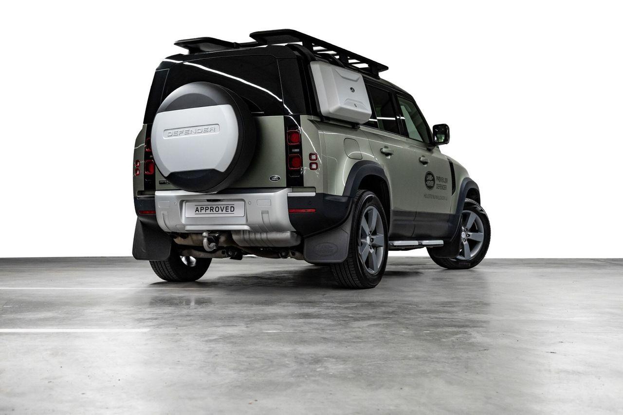Land Rover Defender 110 SD4 240 hk First Edition m/ Explorer Pack