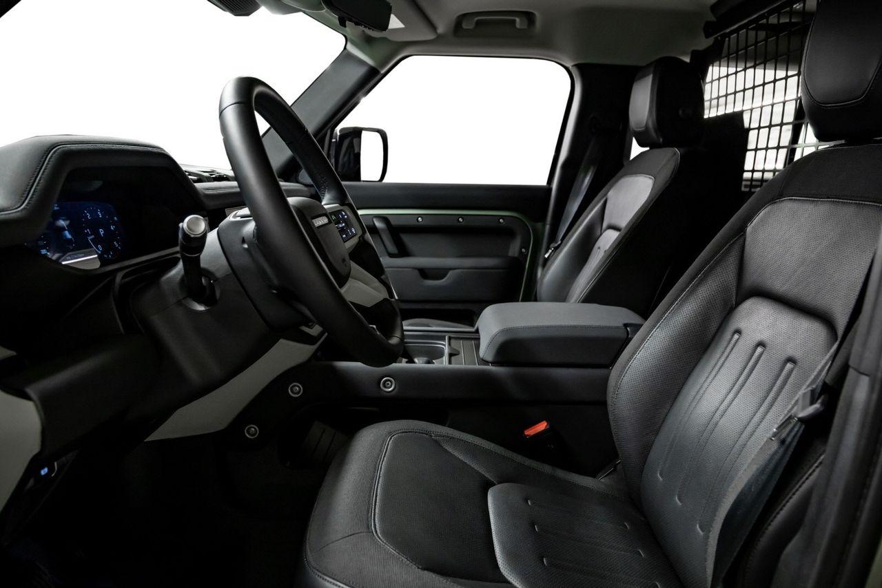 Land Rover Defender 110 SD4 240 hk SE m/ACC/Webasto/ElKrok/3D Camera