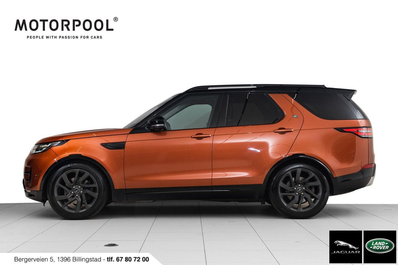 Land Rover Discovery SI6 340HK HSE Luxury/ Dynamic