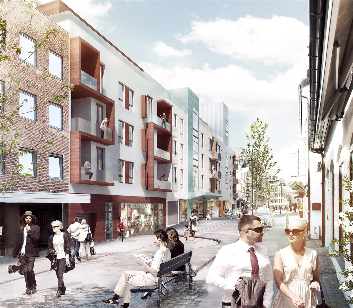 Meglerhuset & Partners Drammen - Leilighet - 2 400 000 til 8 300 000,-