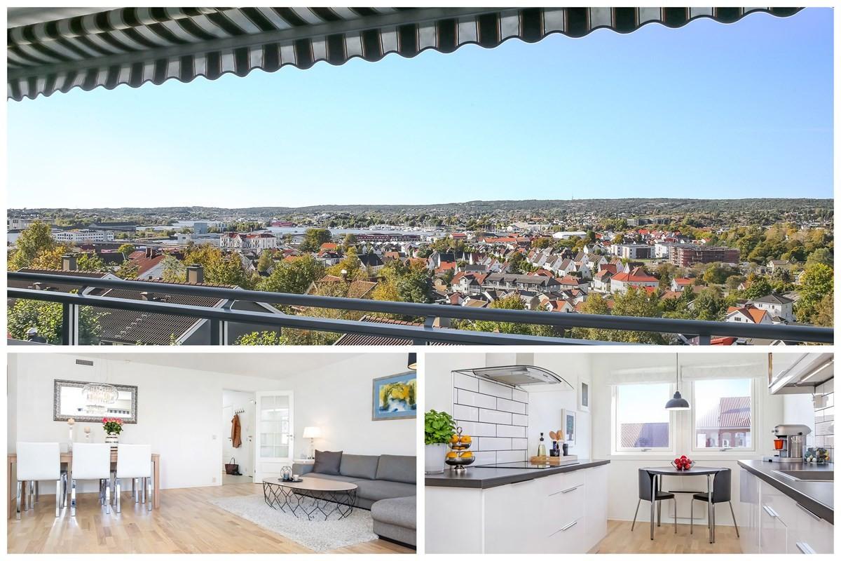 Møller & Partners Fredrikstad - Leilighet - 2 000 000,-